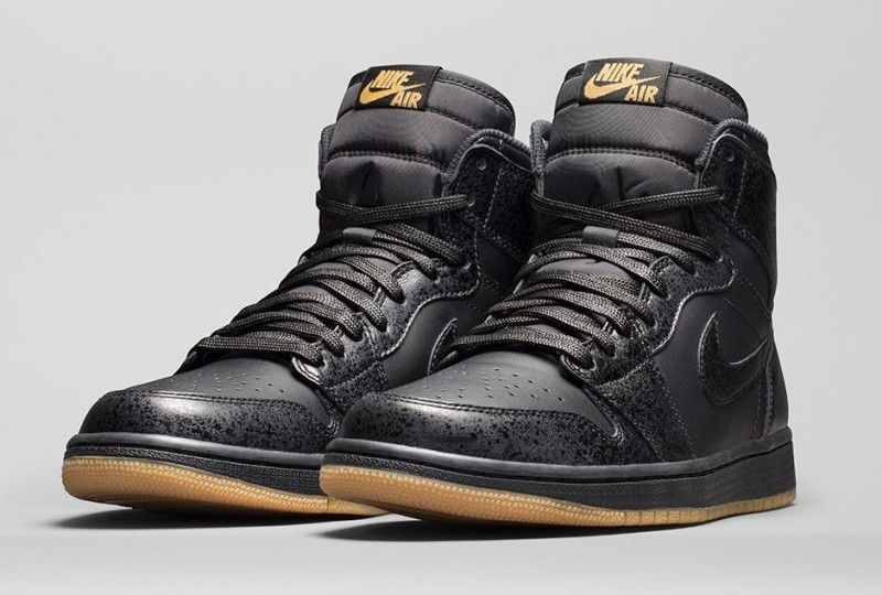 nike air jordan retro high og black gum tupelo