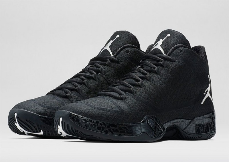 Porte Air Jordan Xx9 Shop Black-out