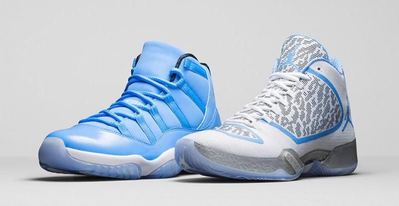 Air Jordan 11 Ultimate Gift of Flight Pack Blue White Shoes