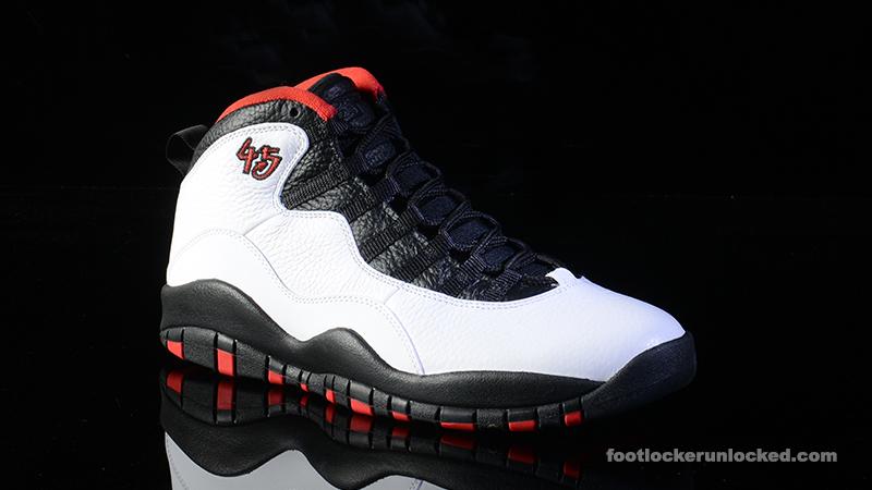 Air Jordan 10 Retro  Double Nickel  – Foot Locker Blog 28c02936e