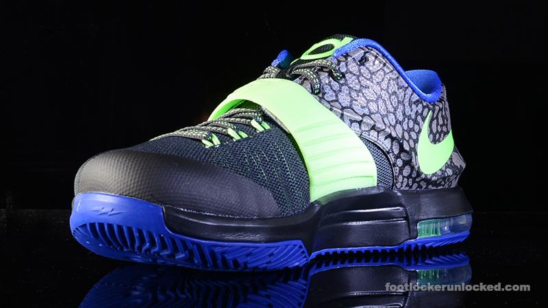 Nike KD VII 'Electric Eel' – Foot Locker Blog