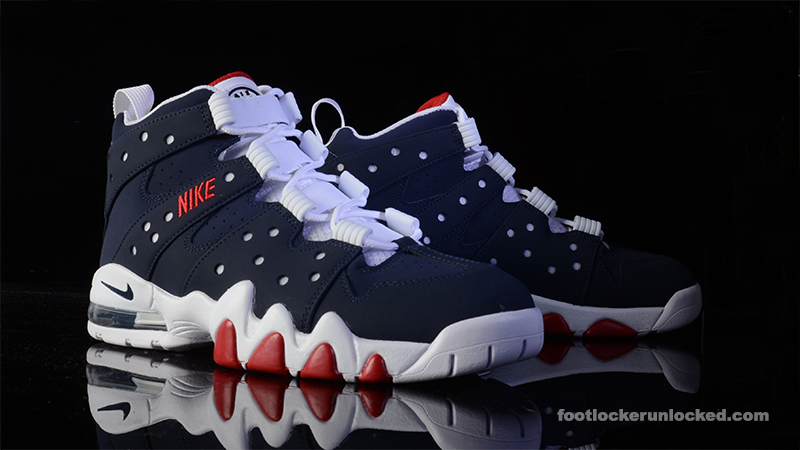 nike air max barkley blue nike foam slippers