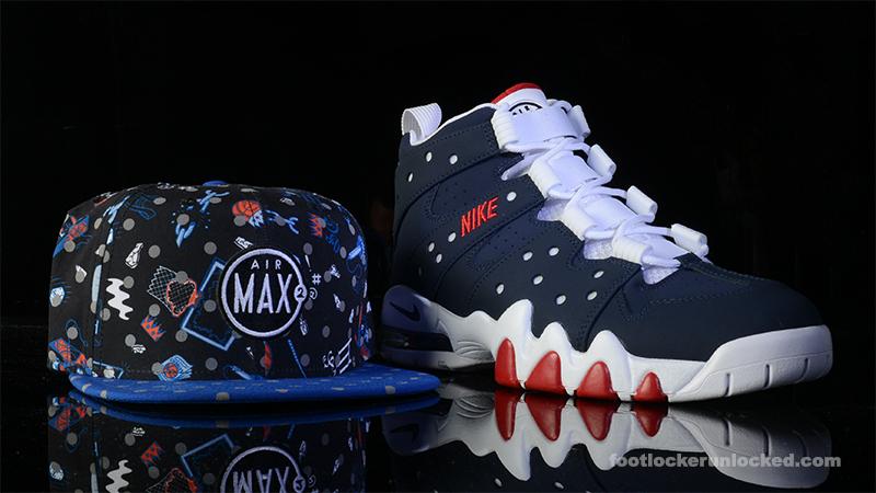 Nike Air Max2 Cb 94 - Air Max Cb 94 Obsidian Nikes Réduction Réduit