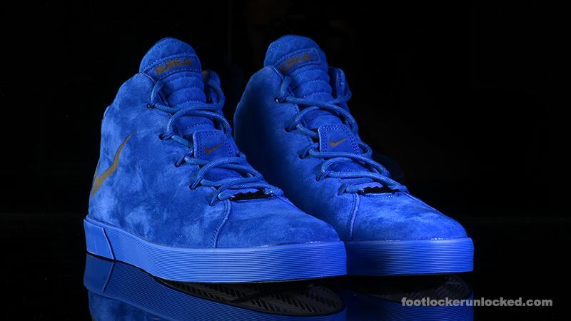 Nike LeBron 12 Lifestyle Game Royal – Foot Locker Blog 20440251f
