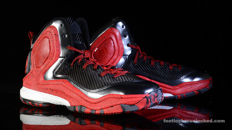 adidas rose 5 playoffs
