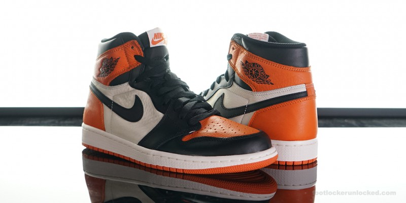 "11ef2d9b965bf2 Air Jordan 1 Retro High ""Shattered Backboard"" – Foot Locker Blog"