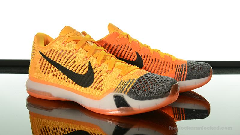 "66b59521396b Nike Kobe X Elite ""Rivalry"" – Foot Locker Blog"