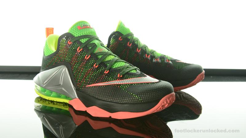"Nike LeBron 12 Low ""Remix"" – Foot Locker Blog 5969d72aa"