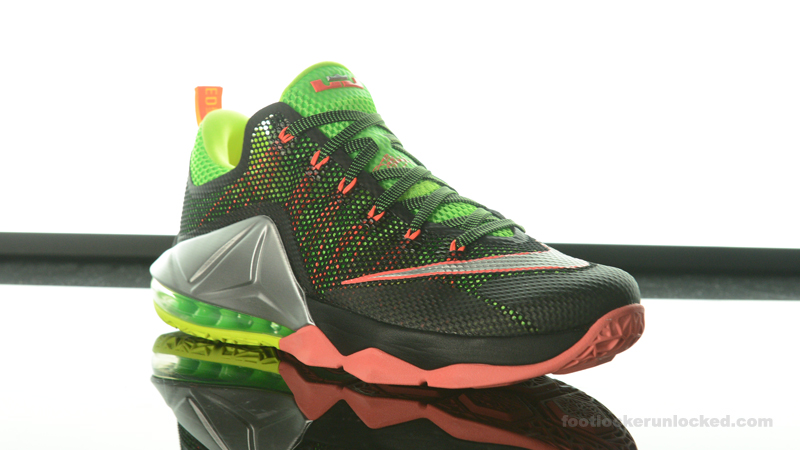 Nike LeBron 12 Low \u201cRemix\u201d \u2013 Foot Locker Blog