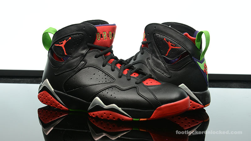 nike air jordan 7 retro marvin the martian jordans