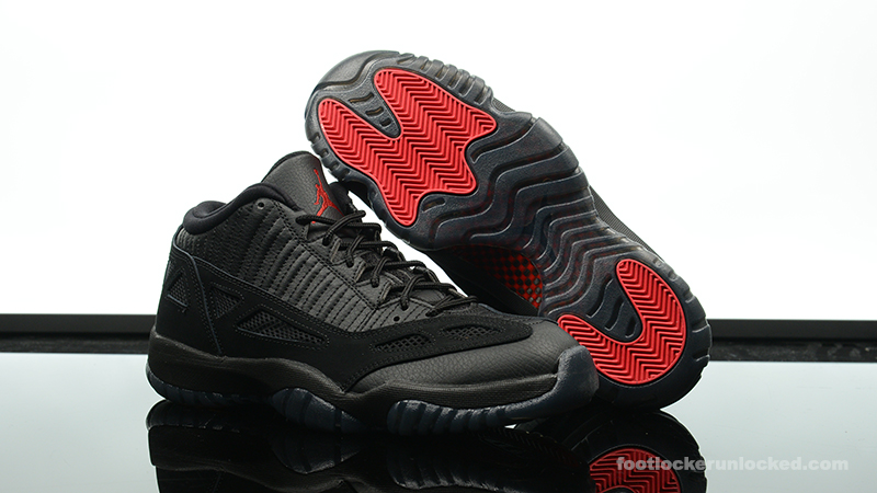 Air Jordan 11 Bas Chat Noir