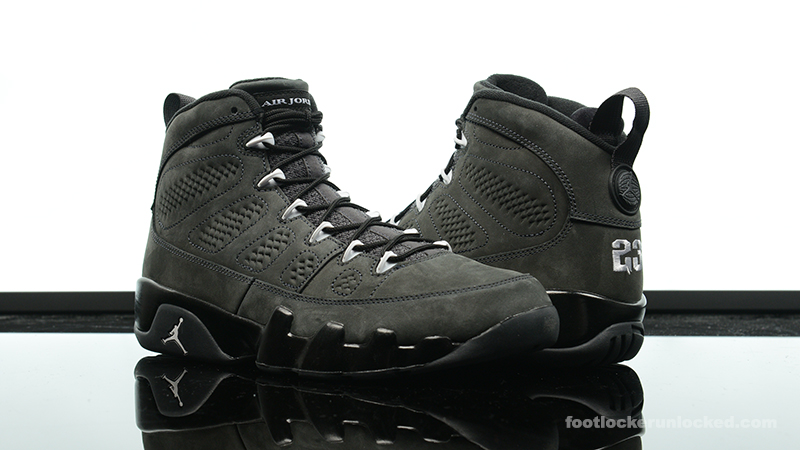 Air Jordan 9 Anthracite Maison Footlocker