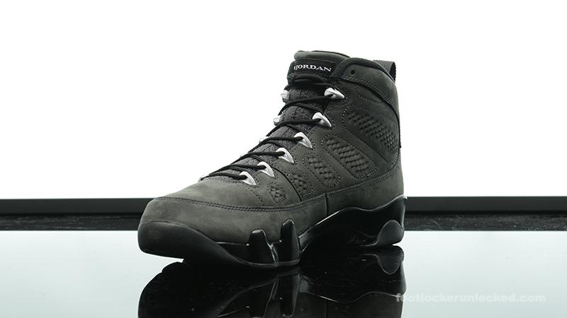 Air Jordan 9 Coupons Footlocker Anthracite Rétro