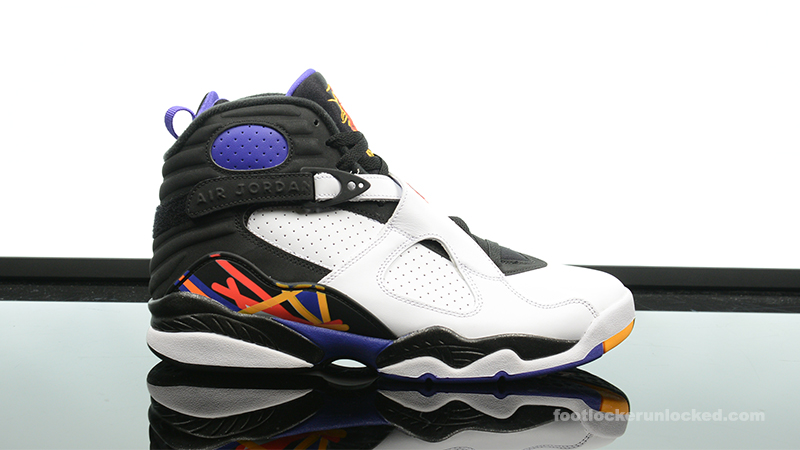 Foot-Locker-Air-Jordan-8-Retro-Three-Times- ...