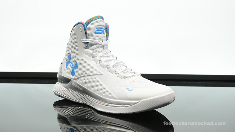 Men's UA Curry 3 Low Basketball Shoes Under Armour CA
