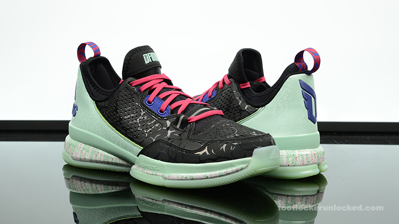 detailed look e29e5 7266c Foot-Locker-adidas-D-Lillard-1-Ballin-Dead-