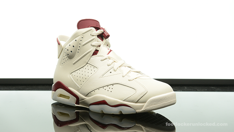 Jordan Air Footlocker 6 Marron 2015
