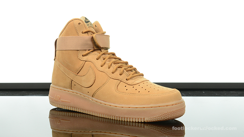 Foot-Locker-Nike-Air-Force-1-High-Wheat-3