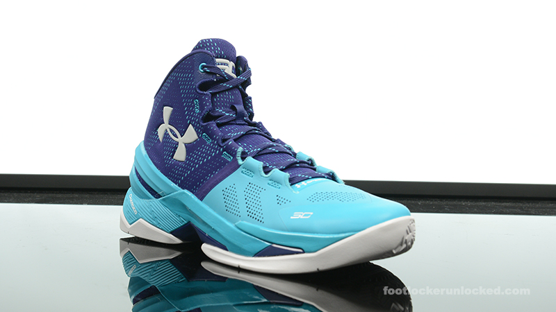 Waves Under Armour Curry 2