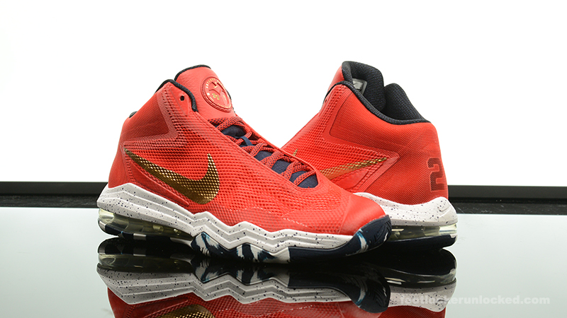 nike air max audacity anthony davis pe