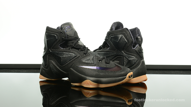 "Nike LeBron 13 ""Black Lion"". December 30th - Posted By Foot Locker Unlocked 9b16e7343"