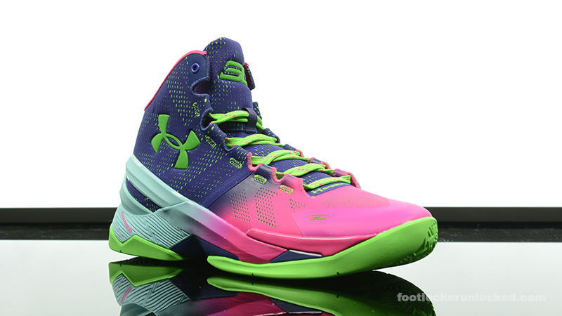[PHOTOS] 13 Best Stephen Curry's Under Armour Signature Shoes Of