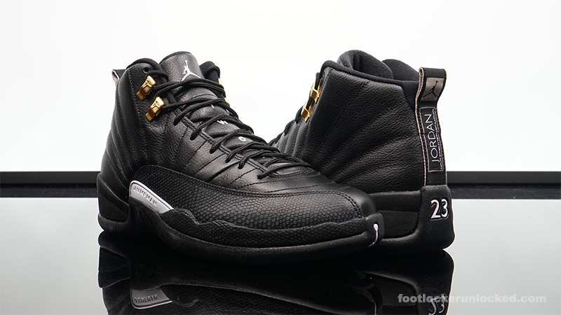 air jordan retro 12 the master footlockers
