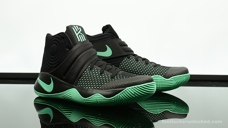 "b78156a451c1 Nike Kyrie 2 ""Green Glow"" – Foot Locker Blog"