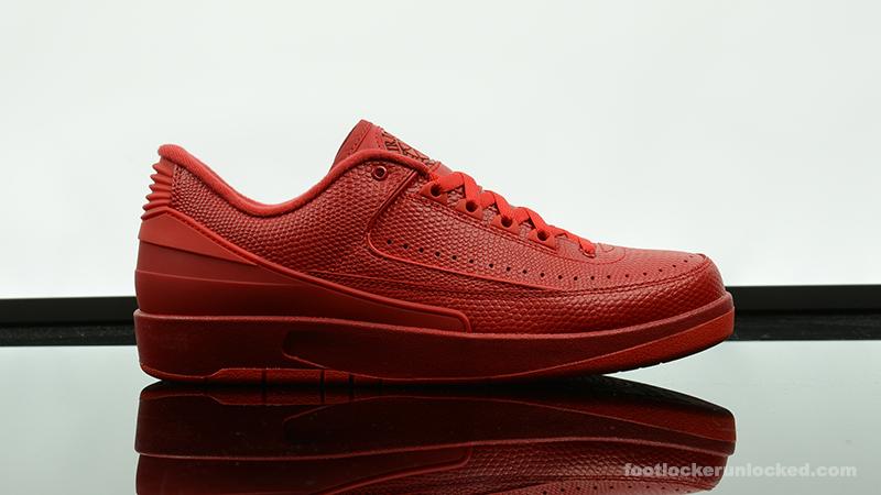 sports shoes 58a8c 5b677 Foot-Locker-Air-Jordan-2-Retro-Low-Gym- ...