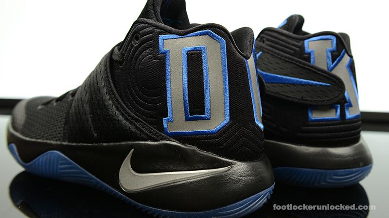Kyrie Irving Duke Blue Devils Shoes