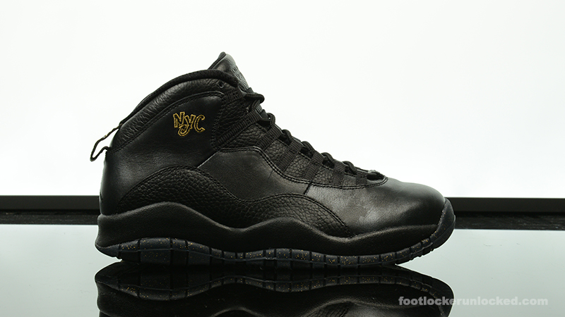 Air Jordan 10 Heures De Nyc Footlocker