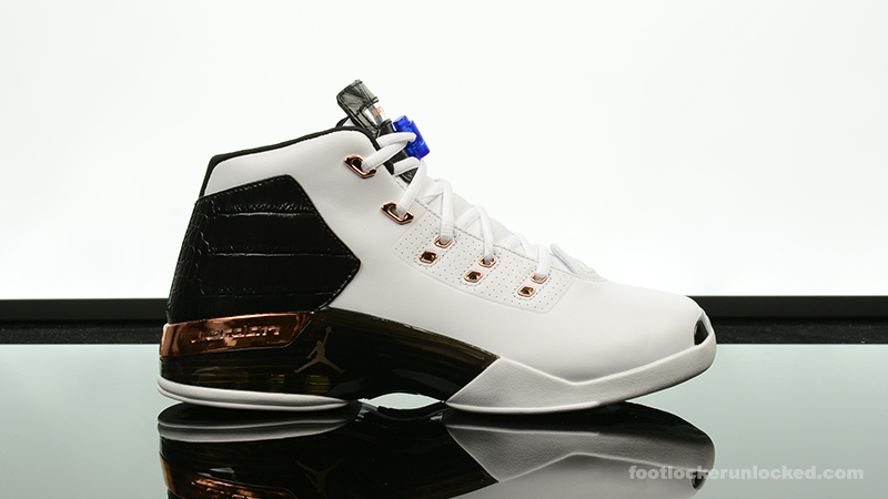 Air Jordan Footlocker 17 De Cobre