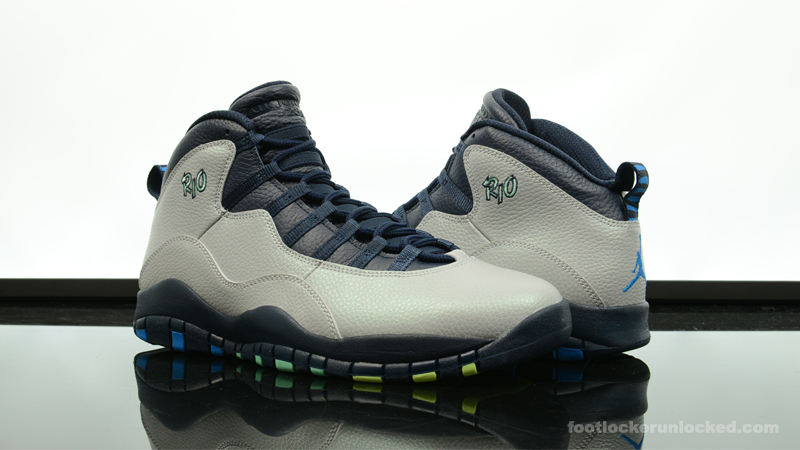 air jordan 10 foot locker