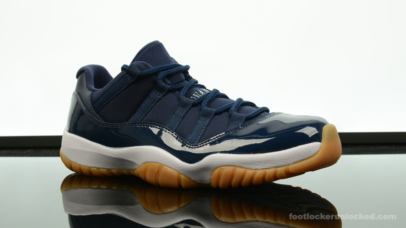 ... Foot-Locker-Air-Jordan-11-Retro-Navy-Gum- ...