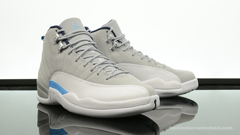 "Air Jordan 12 Retro ""Wolf Grey"""
