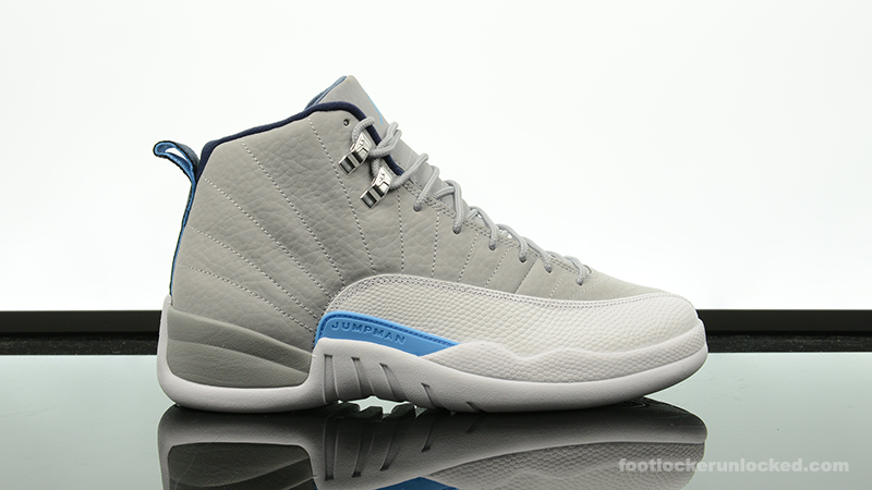 Air Jordan Retro 12 Footlocker Gris Frais