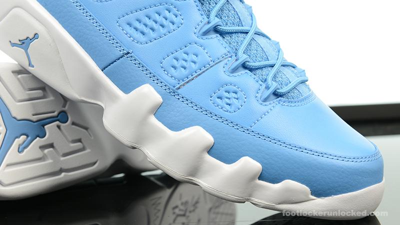 """89841a6aac2 Air Jordan 9 Retro Low """"Pantone"""" – Foot Locker Blog"""