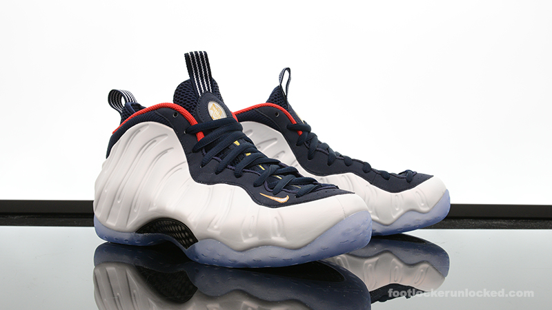 24afa5296df Foot-Locker-Nike-Air-Foamposite-One-Red-White-
