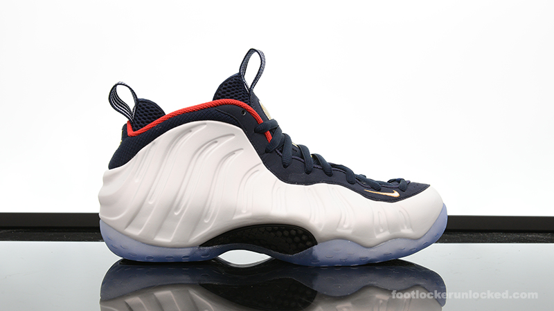 Nike Air Foamposite One Red White Blue on Latest White House Press Releases