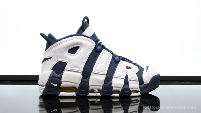 nike air more uptempo 96 bianche