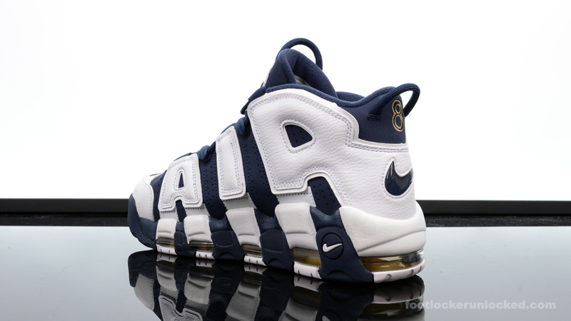 Nike Uptempo Footlocker