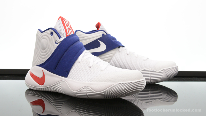 Nike Kyrie 2 White And Blue