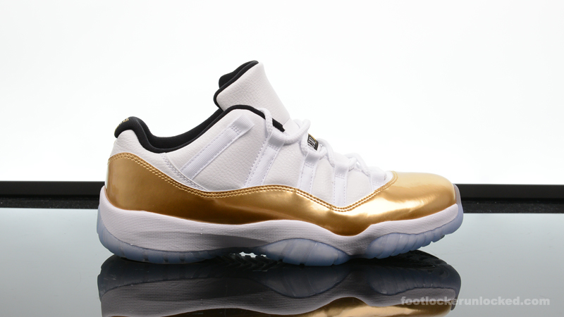 Foot-Locker-Air-Jordan-11-Retro-Low-Metallic-Gold-2