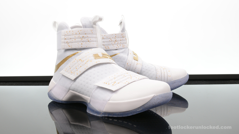 Foot-Locker-Nike-Zoom-LeBron-Soldier-10-Metallic-Gold-1