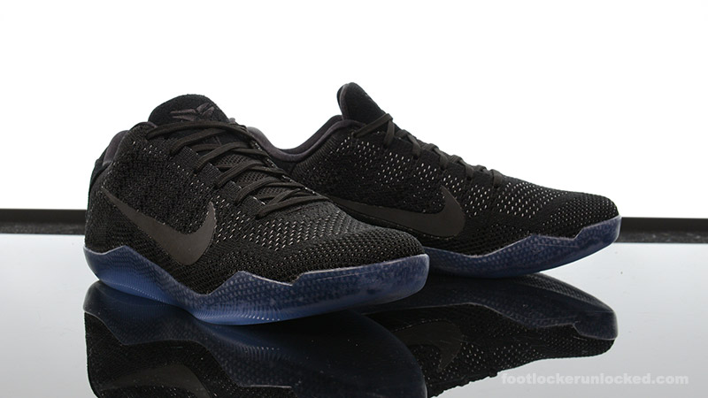 Nike Kobe XI Elite \u201cBlack Space\u201d