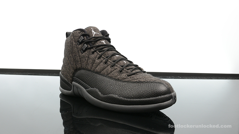 nike air jordan 12 retro wool
