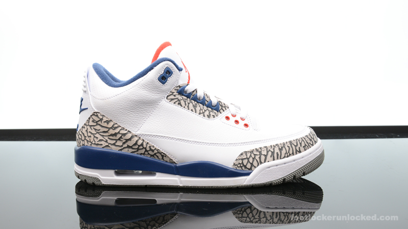 air jordan 3 retro blue