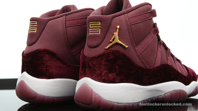 jordan retro 11 heiress