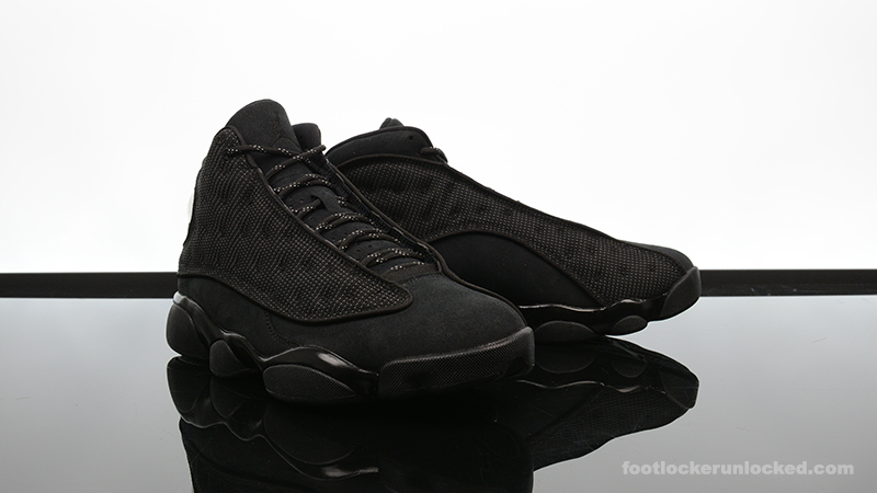 Air Jordan 13 Black Cat Application Footlocker