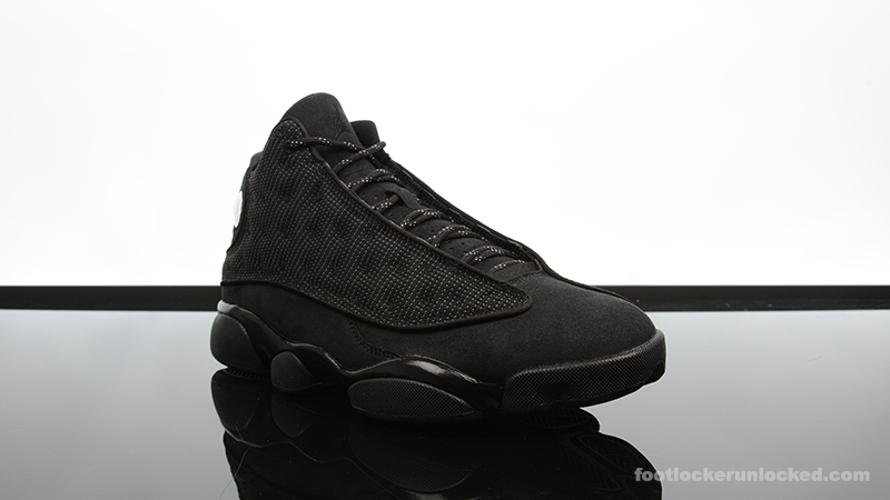 "Air Jordan 13 Retro ""Black Cat"" – Foot Locker Blog 01cc80206"